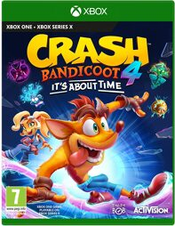 Crash Bandicoot 4 It's About Time - XBOne/XBSX