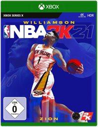 NBA 2k21 - XBSX