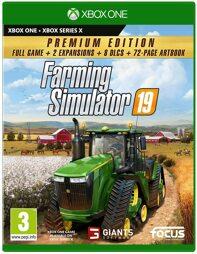 Landwirtschafts-Simulator 2019 Premium Edition - XBOne/XBSX