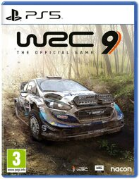 World Rally Championship 9 (WRC 9) - PS5