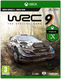 World Rally Championship 9 (WRC 9) - XBSX/XBOne