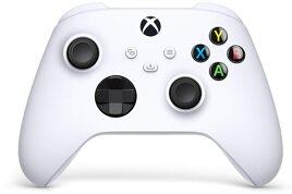 Controller Wireless, robot white, Microsoft - XBSX/XBOne/PC