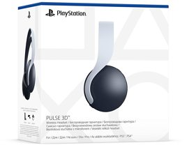 Headset Pulse 3D, Wireless, white, Sony - PS4/PS5