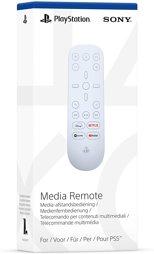 Fernbedienung Media Remote, white, Sony - PS5