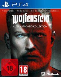 Wolfenstein Alternativwelt Collection - XBOne/XBSX