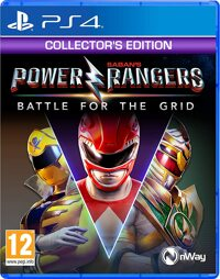 Power Rangers Battle for the Grid Collectors Ed.- PS4