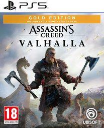 Assassins Creed Valhalla Gold Edition - PS5