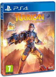 Turrican Flashback - PS4
