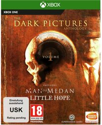 The Dark Pictures Anthology Volume 1 Limited Edition - XBOne