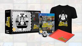 Do not feed the Monkeys Collectors Edition - PS4