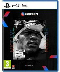 Madden NFL 2021 Next Level Edition - PS5