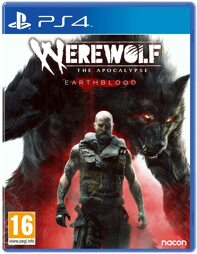 Werewolf The Apocalypse Earthblood - PS4