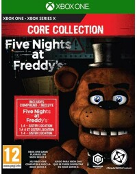 Five Nights at Freddys Core Collection (Teil 1-4) - XBOne