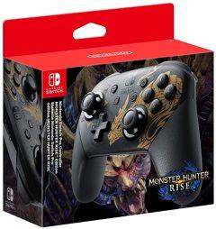 Controller Pro, Monster Hunter Rise, Nintendo - Switch