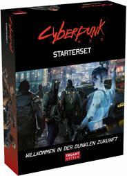 Rollenspiel - Cyberpunk RED Starterset