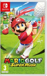Mario Golf Super Rush - Switch