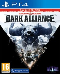 Dungeons & Dragons Dark Alliance Day One Edition - PS4