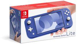 Grundgerät Nintendo Switch Lite, 32GB, blau