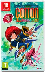 Cotton Reboot! Fantastic Night Dreams - Switch