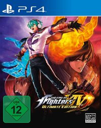 The King of Fighters XIV (14) Ultimate Edition - PS4
