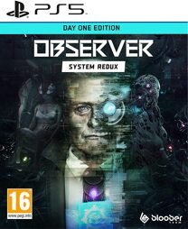 Observer System Redux Day One Edition - PS5