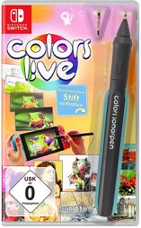 Colors Live inkl. SonarPen - Switch