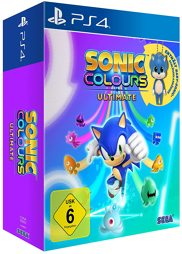Sonic Colours Ultimate Launch Edition - PS4