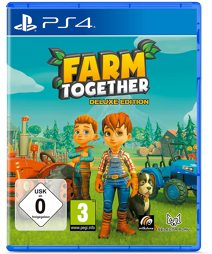 Farm Together Deluxe Edition - PS4