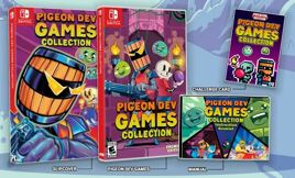 Pigeon Dev Games Collection - Switch