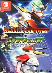 Rolling Gunner + Over Power Complete Edition - Switch