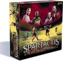 Brettspiel - Spartacus ein Spiel über Blut und Verrat