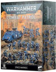 Warhammer 40.000 - Space Marines Kampfpatrouille