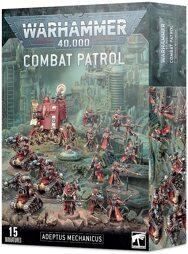 Warhammer 40.000 - Adeptus Mechanicus Kampfpatrouille