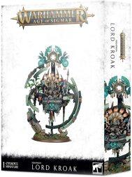 Warhammer Age of Sigmar - Seraphon Lord Kroak