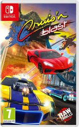 Cruis'n Blast - Switch