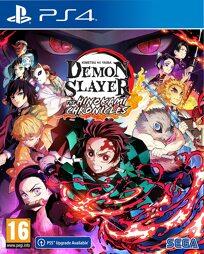 Demon Slayer Kimetsu no Yaiba The Hinokami Chronicles - PS4