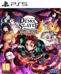 Demon Slayer Kimetsu no Yaiba The Hinokami Chronicles - PS5