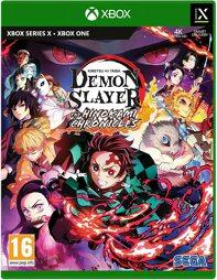 Demon Slayer Kimetsu no Yaiba The Hinokami - XBSX/XBOne