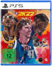 NBA 2k22 75th Anniversary Edition - PS5