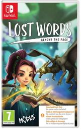 Lost Words Beyond the Page - Switch-KEY