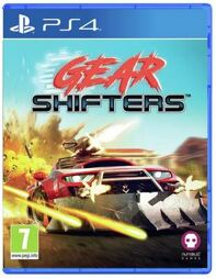 Gearshifters - PS4