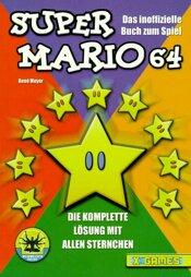 LÖSUNG - Super Mario 64, inoffiziell, gebraucht