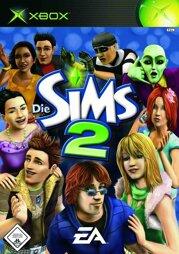 Die Sims 2, gebraucht - XBOX