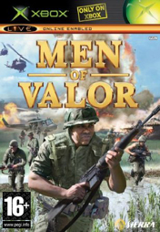 Men of Valor, engl., uncut, gebraucht - XBOX