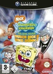 Spongebob und seine Freunde Durch dick und dünn!, gebr - NGC