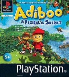 Adiboo & Das Geheimnis von Paziral, gebraucht - PSX