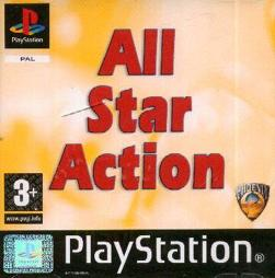 All Star Action, gebraucht - PSX