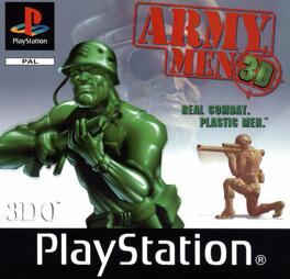 Army Men - 3D, gebraucht - PSX