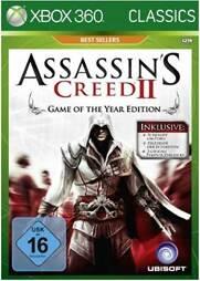 Assassins Creed 2 GOTY (inkl. Addons) - XB360
