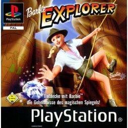 Barbie Explorer, gebraucht - PSX